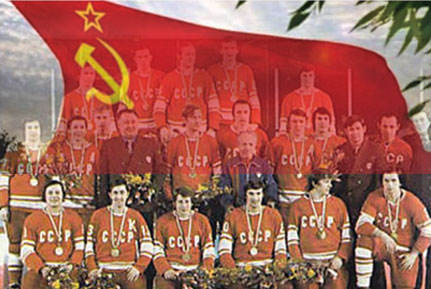 Soviet Union use Biometrics Test to select olympics games candidates